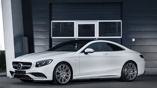 Mercedes S63 4Matik Coupe Enhanced by IMSA