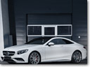 Mercedes S63 4Matik Coupe Enhanced by IMSA