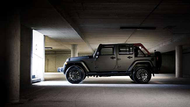 Kahn Reveals Entirely Redesigned Jeep Wrangler Sahara