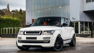 Kahn Shows Second Autobiography Lwb Performance Edition In Fuji White