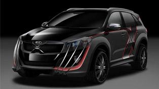 Who Has Inspired Kia for the Sorento X-Men Car?