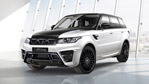 LARTE Desing's Winner Project on Range Rover Sport