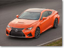 Updated 2015 Lexus RC F Delivers Performance For All