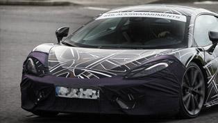 McLaren Teases