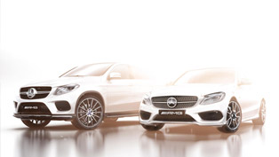 Mercedes-Benz Shows First Teaser of GLE AMG Sports Range