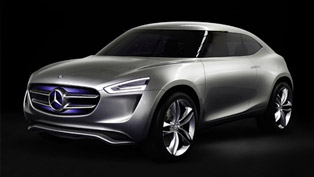 Mercedes-Benz Makes Plans for the Future with Vision G-Code Concept [VIDEO]
