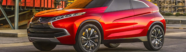 Mitsubishi Concept XR-PHEV Crossover Debuts in L.A.