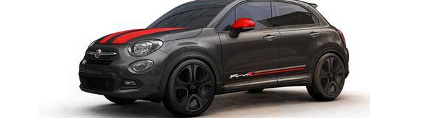 Mopar Releases Accessories for 2016 Fiat 500X