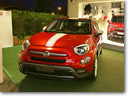Fiat 500X Receives New Exclusive Accessories and Services from Mopar
