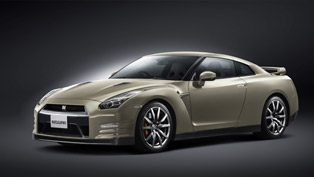 HOT: Nissan Releases GT-R 45th Anniversary Limited Edition