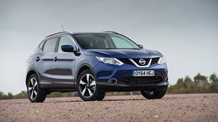 New DIG-T 163 1.6-litre Turbocharged Petrol Engine Joins Qashqai Range