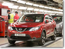 Nissan Qashqai Clocked up Two Million Units in Record Time