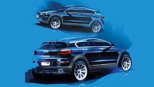 Qoros 3 City SUV to Debut at Guangzhou