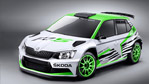Skoda Fabia R 5 Concept Makes World Premiere at Essen Motor Show