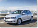 The New Skoda Fabia Ensures Top-level Safety