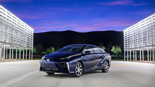 Toyota Mirai Achieves Maximum Power Well Above 100kW