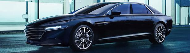 Aston Martin Lagonda Taraf Officially Unveiled in Dubai