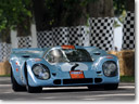 Genuine Porsche 917 Racer at Classic Motor Show