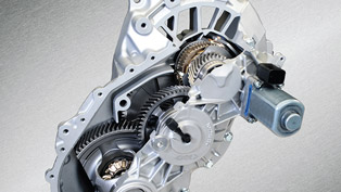 GKN Produces the Industry's First Two-Speed eAxle for Hybrids and EVs