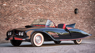 Original 1963 Batmobile on Sale at Heritage Auctions [VIDEO]