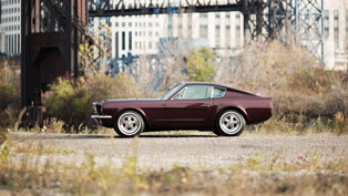 Ford Mustang III Shorty Factory Prototype to be Auctioned