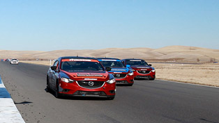 Mazda Motorsport Takes Part in the 25 Hours of Thunderhill Race