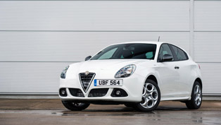 Alfa Romeo Celebrates 60th Anniversary of Original 1954 Giulietta Sprint