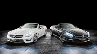 mercedes-benz takes the wraps off the sl63 amg world championship 2014 collector's edition