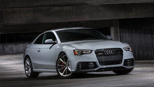 Audi Exclusive Releases 2015 RS 5 Coupe Sport Edition