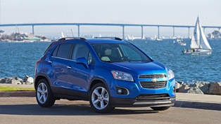 Twenty Reasons Why 2015 Chevrolet Trax is the Next Big Thing