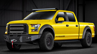 hennessey introduces velociraptor 600 supercharged