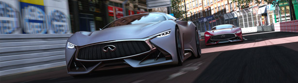 Infiniti Lifts the Covers Off: Concept Vision Gran Turismo is Here [VIDEO]