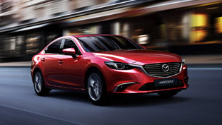 2015 Mazda6 is Stronger with more Features and Refreshed Styling