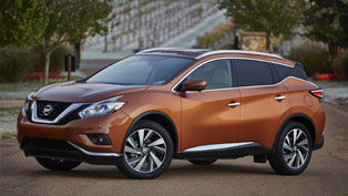 Market Debut for Nissan Murano's