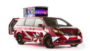 "Watch West Coast Customs ""Remix"" the Toyota Sienna [VIDEO]"