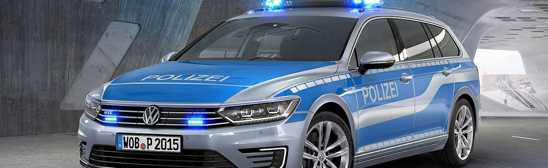 German Police To Get Volkswagen Passat Gte Plug In Hybrid
