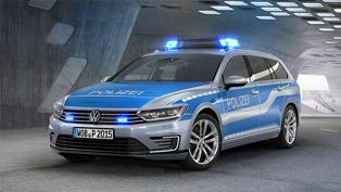 German Police to Get Volkswagen Passat GTE Plug-in-Hybrid