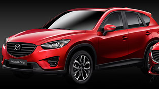 Mazda Launches 2015 Mazda6 and 2015 Mazda CX-5