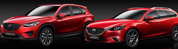 Mazda Launches 2015 Mazda6 and 2015 Mazda CX-5