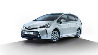 New Year, New Technology Equipment for Toyota Prius+