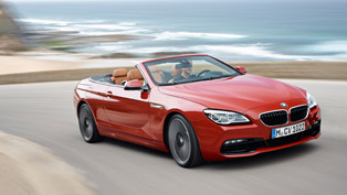 2016 BMW 6 Series Line-up to Debut in Detroit