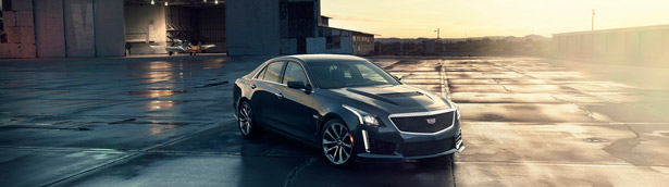 Meet the Dramatic 2016 Cadillac CTS-V with 640 hp! [VIDEO]