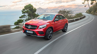 2016 Mercedes-Benz GLE Coupe - An Impressive Sportier Choice