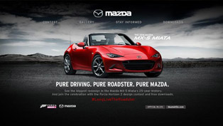Mazda Teams up with Xbox for Forza Horizon 2 Livery Design Contest