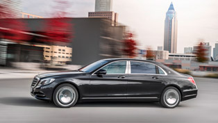 Mercedes-Benz Finally Announces Pricing for Maybach S-Class