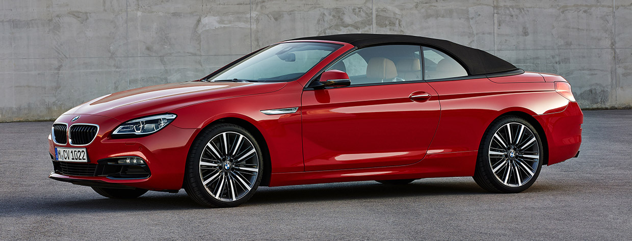 2016 Bmw 6 Series Line Up To Debut In Detroit