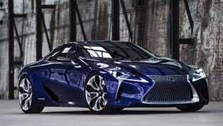 Lexus RC F: Dynamic Beauty