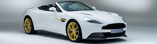 Aston Martin Marks Its Diamond Jubilee with Six Limited Edition Sports Cars