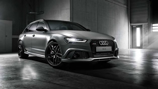 Audi Exclusive Shows Customized RS6 Avant
