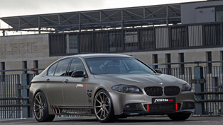pp-performance and fostla.de get creative on bmw m5